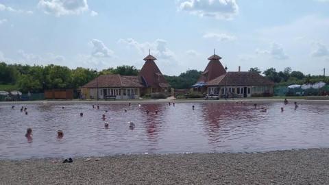 U čemu je tajna slanog ljubičastog jezera u Vojvodini ?