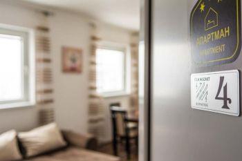 Vila Mozart Apartman 4