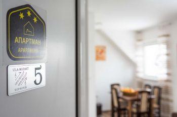 Vila Mozart Apartman 5